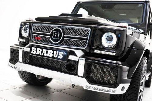 Mercedes G800 от Brabus (16 фото)
