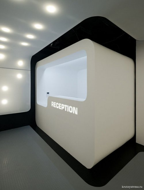Московский Sleepbox отель