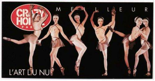 Профессия изнутри: танцовщица парижского кабаре Crazy Horse