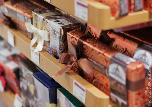Оригинальный шоколад в подарок (16 фото)
