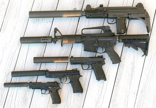 Топ 10: Мифы об оружии