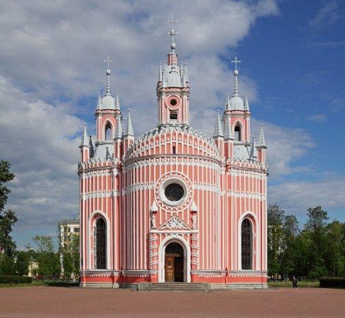 Удивительные церкви