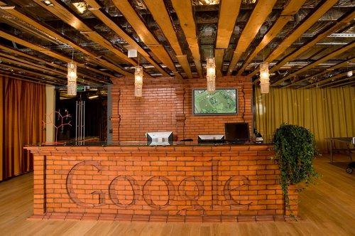 Интерьеры московского офиса Google (37 фото)