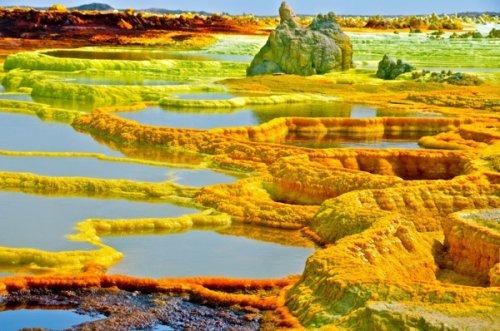 10 Невероятных мест, существующих на самом деле, но словно срисованных со снов