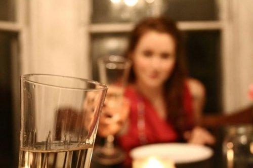 Романтическое свидание в день всех влюблённых (12 фото)