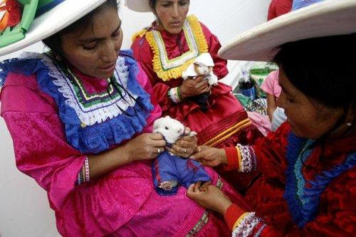 Шок-фестиваль в Перу Guinea Pig Festival (12 фото)