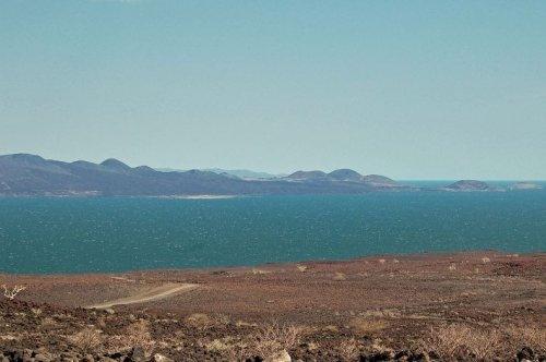 Озеро Туркана – самое большое пустынное озеро в мире