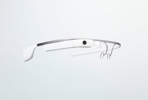 ����������� ���� ����������� ���������� Google Project Glass (8 ���� + 1 �����)