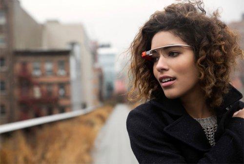 Электронные очки дополненной реальности Google Project Glass (8 фото + 1 видео)