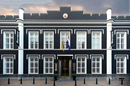 Het Arresthius Hotel: из тюрьмы — в отель (12 фото)