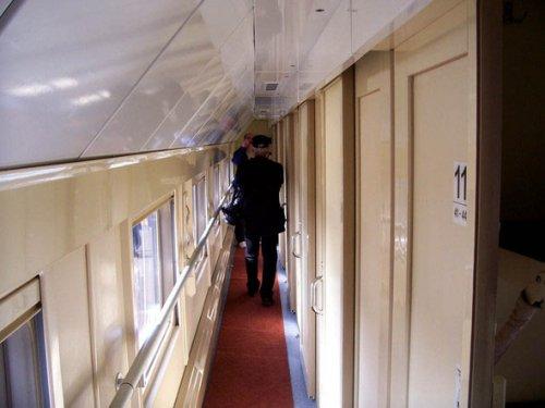 Двухэтажные вагоны – на российских железных дорогах (6 фото)