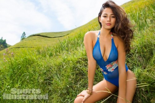 �������� ����� � ���������� ��� Sports Illustrated Swimsuit 2013 (28 ����)