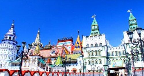Мой город - Москва