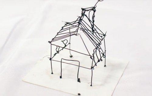 Ручка 3Doodler, которая рисует прямо в воздухе (8 фото + 1 видео)
