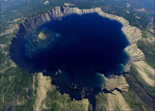 Самые удивительные озёра в мире