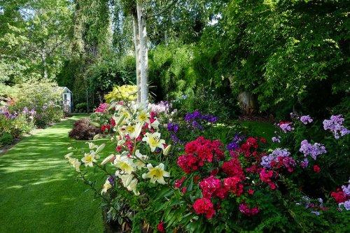 Восхитительный сад Maple Glen в Новой Зеландии (38 фото)