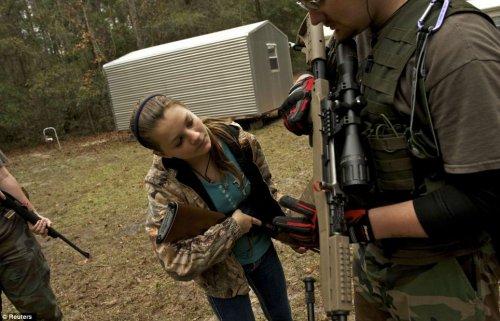 Группа выживания в Северной Флориде (20 фото)