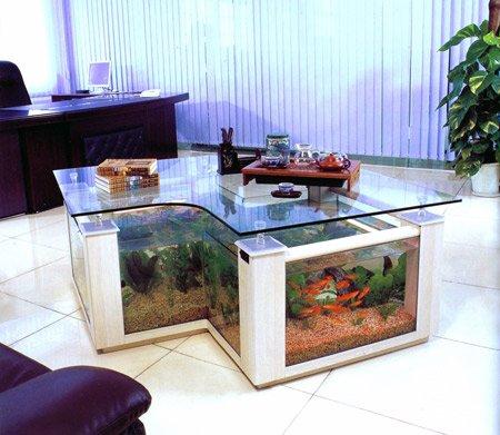 12 Самых классных аквариумов
