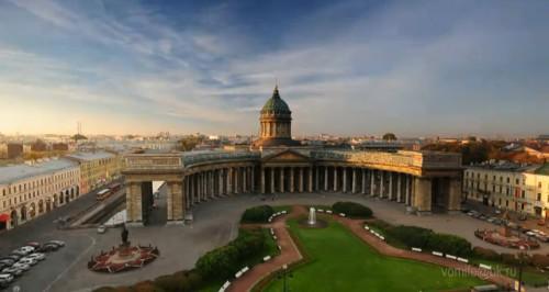 Мой город - Санкт-Петербург
