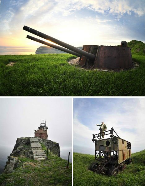7 Монументальных заброшенных чудес военной архитектуры