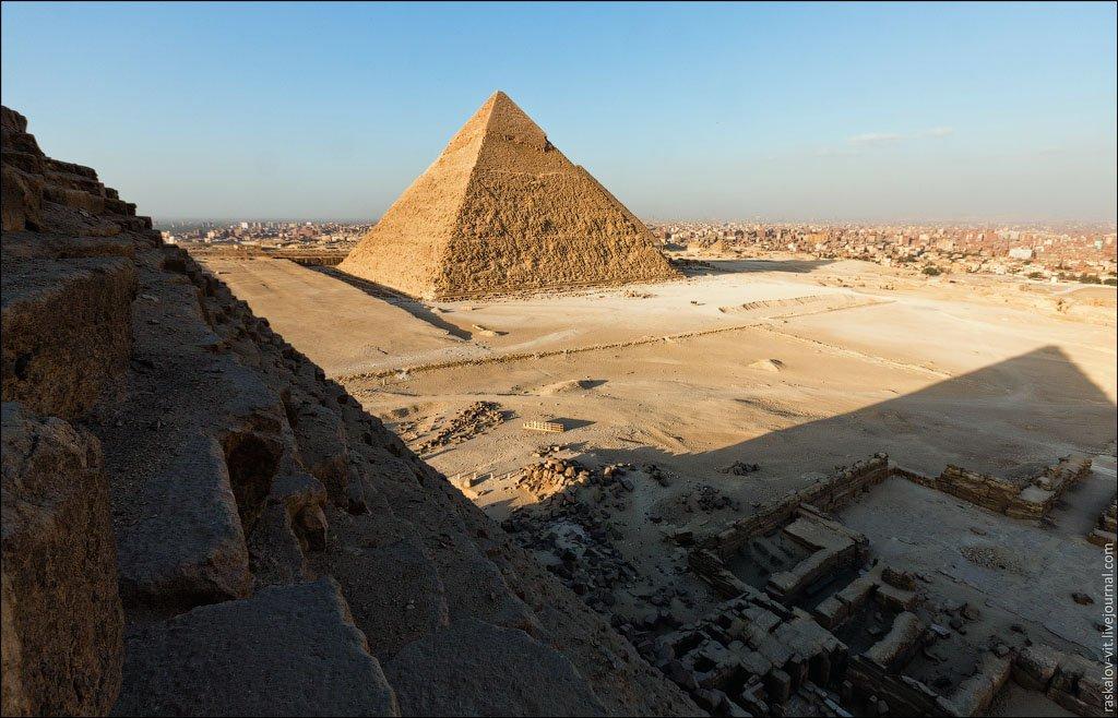 Фото пирамид раскалова