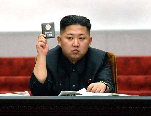 Фотожабы на Ким Чен Ына (19 фото)