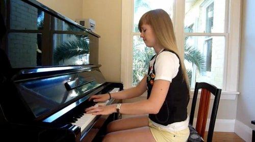 Как Gangnam Style звучит в фортепьянной версии
