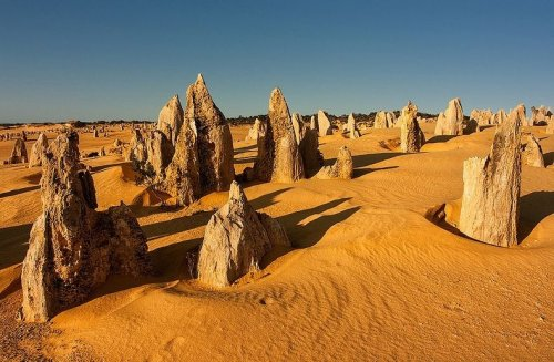 Пустыня пиков в Национальном Парке Намбунг