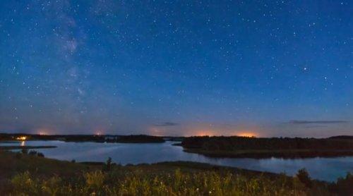 Беларусь в объятиях звёзд