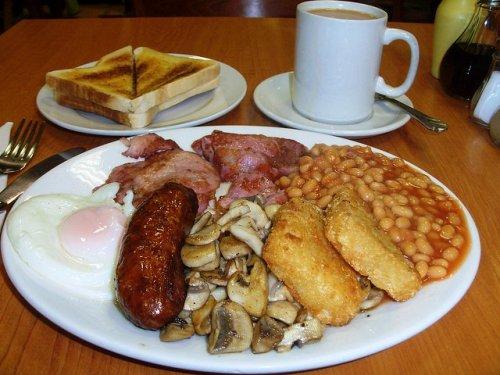 Всем завтракать!