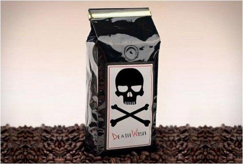 Самый крепкий в мире кофе содержит на 200 процентов больше кофеина, чем кофе средней обжарки