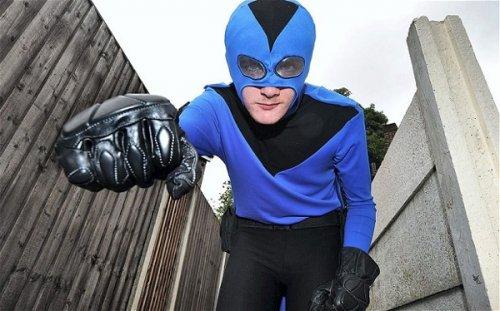10 Эксцентричных супергероев из реальной жизни