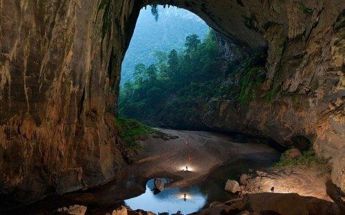 Удивительные места, которые стоит посетить (13 фото)