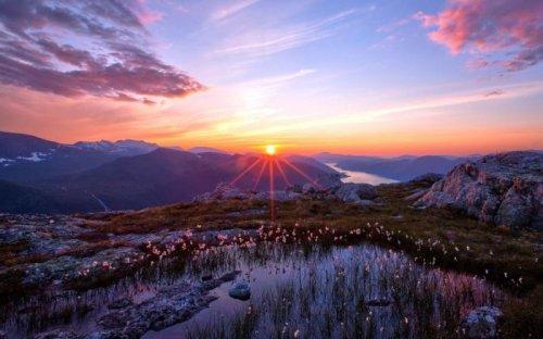 Восхитительные пейзажи нашей планеты (31 фото)