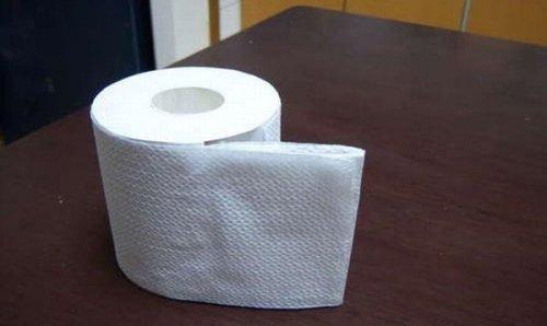 Первоапрельская шутка с туалетной бумагой (6 фото)