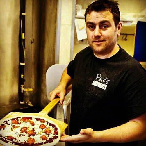Самая острая пицца в мире — в три раза сильнее полицейского перечного газа