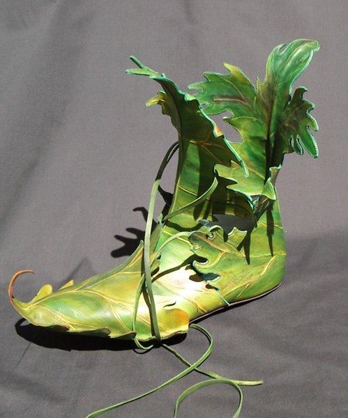 Обувь в стиле бохо на австралийский лад (26 фото)