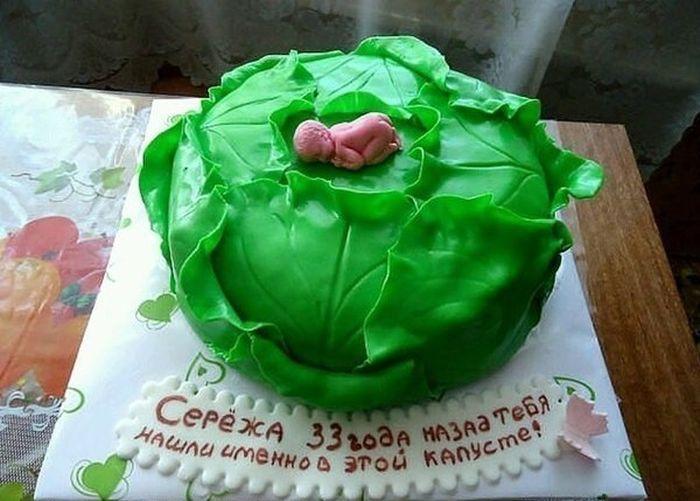 Торт в подарок брату 692