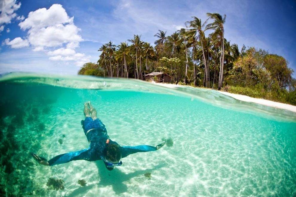 Остров линапакан провинция палаван