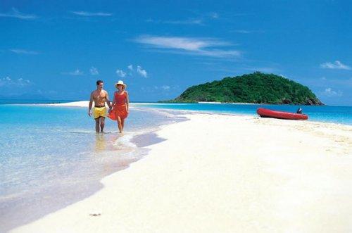15 Поразительных скрытых пляжей