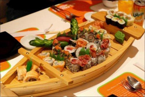 Суши разные нужны, суши разные важны (17 фото)