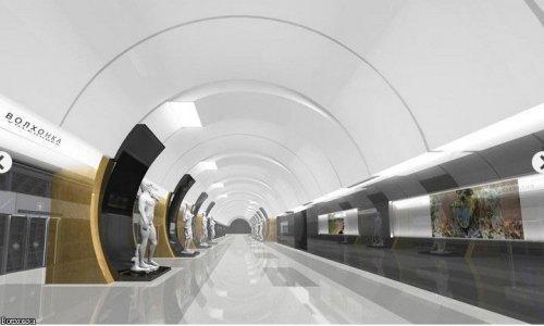 Будущие новые станции московского метро (36 фото)