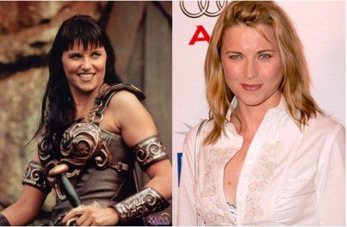 Как изменились со временем актёры из известных сериалов (7 фото)