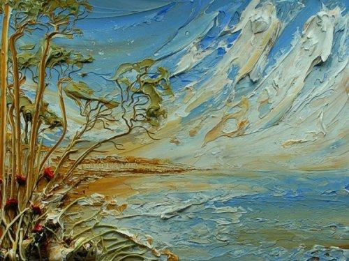 Восхитительные объёмные картины Джастина Джеффри
