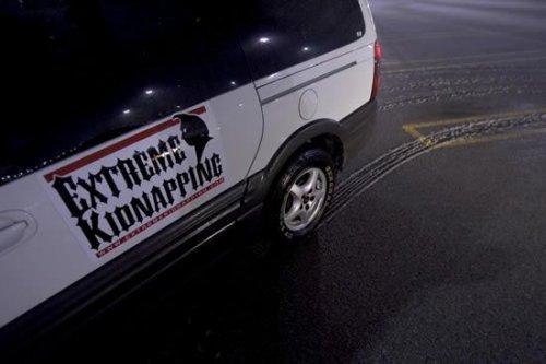 Экстремальное похищение - детройтская компания похищает клиентов для развлечения