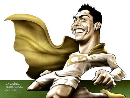Карикатуры графического художника Гонсало Родригеса (15 шт)