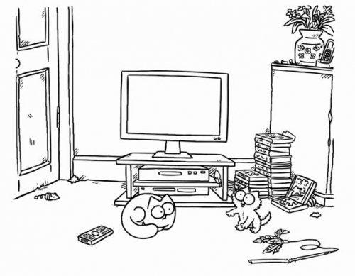 Screen Grab, или Новые приключения кота Саймона