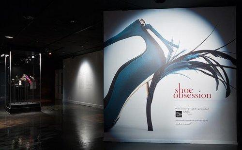Дизайнерские туфли на выставке Shoe Obsession (22 фото)