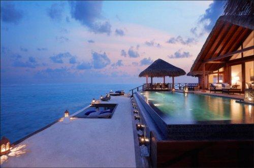 Роскошные отели мира (10 фото)