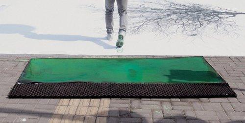 Креативная рекламная кампания на пешеходных переходах Китая (6 фото + 1 видео)